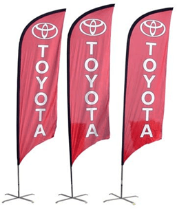 Toyota Flags
