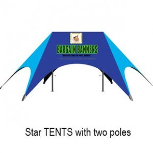 stall tent for events