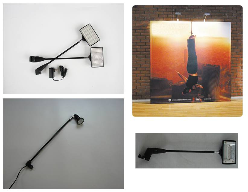 light accessories for wall