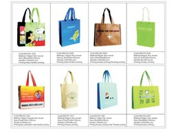 green eco bags